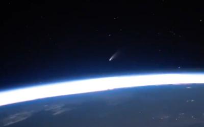 O κομήτης Neowise ως το πετραδάκι που σπάει τον καθρέφτη