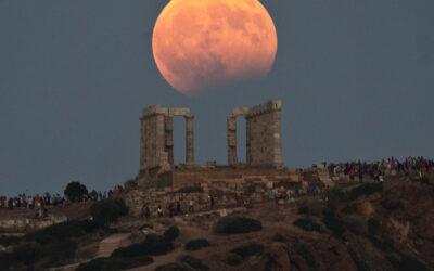 Για το νόημα των σεληνιακών εκλείψεων επ' ευκαιρίας της σεληνιακής έκλειψης της 30 Νοεμβρίου 2020